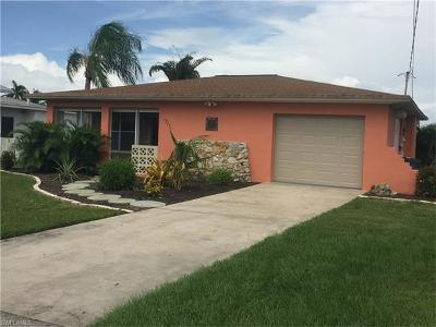 Fort Myers Single Family Home For Sale: 17771 Rebecca Ave