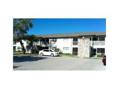 Cape Coral Condo/Townhouse For Sale: 2526 SE 16th Pl #211