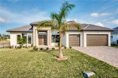 Cape Coral Single Family Home For Sale: 1904 SW 44th Ter