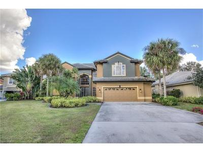 Fort Myers Single Family Home For Sale: 12091 Wedge Dr