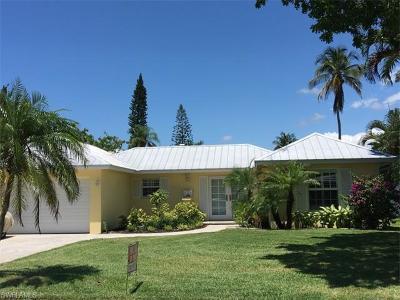 Single Family Home For Sale: 1765 Harbor Ln