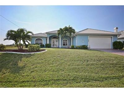 Cape Coral Single Family Home For Sale: 1626 NW 43rd Ave