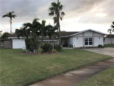 Fort Myers Single Family Home For Sale: 844 Xavier Ave S