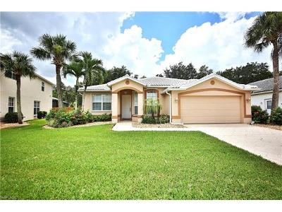 Fort Myers Single Family Home For Sale: 7734 Cameron Cir
