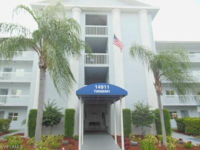 Fort Myers Condo/Townhouse For Sale: 14911 Hole In One Cir #101