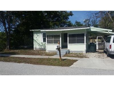 Fort Myers Single Family Home For Sale: 2039 Kurtz St