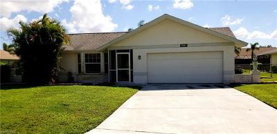 Cape Coral Single Family Home For Sale: 206 SW 37th Ter