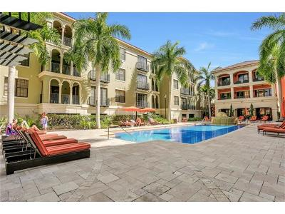 Estero Condo/Townhouse For Sale: 23161 Fashion Dr #7111