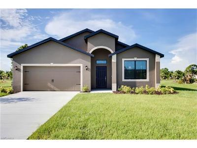 Cape Coral Single Family Home For Sale: 3524 SW 11th Ct