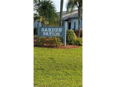 Cape Coral Condo/Townhouse For Sale: 3915 SW 9th Ave #116