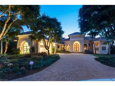 Fort Myers Single Family Home For Sale: 18990 Knoll Landing Dr