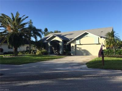 Fort Myers, Fort Myers Beach Single Family Home For Sale: 11540 Mahogany Run