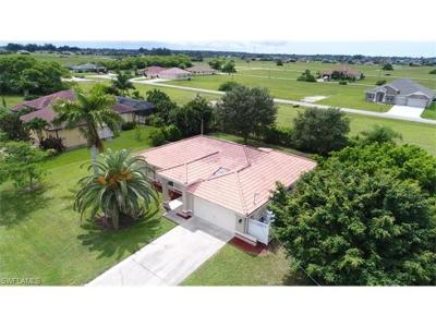 Cape Coral Single Family Home For Sale: 3410 NW 9th Ter