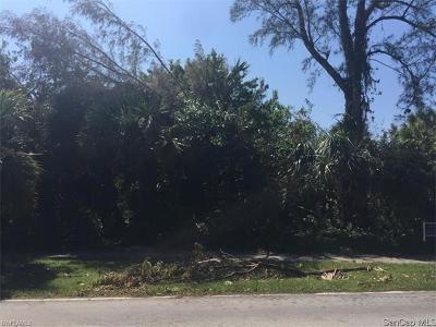 Sanibel Residential Lots & Land For Sale: 761 Donax St