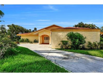 Fort Myers Single Family Home For Sale: 13856 River Forest Dr