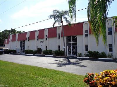 Cape Coral Condo/Townhouse For Sale: 4912 Vincennes St #102