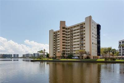 Fort Myers Beach Condo/Townhouse For Sale: 4265 Bay Beach Ln #922