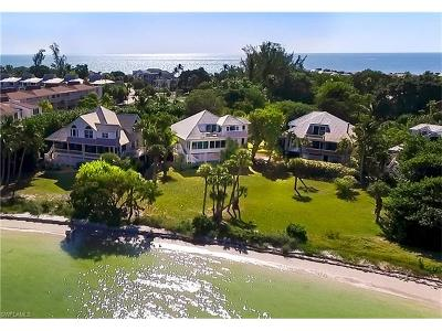 Sanibel Single Family Home For Sale: 267 Ferry Landing Dr