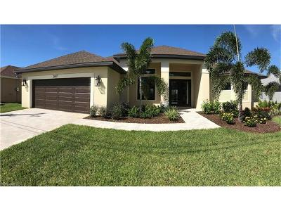 Cape Coral Single Family Home For Sale: 2607 SW 28th Ter