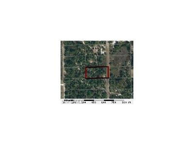 Clewiston Residential Lots & Land For Sale: 850 S Lindero St