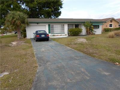 Cape Coral Single Family Home For Sale: 1921 Palaco Grande Pky