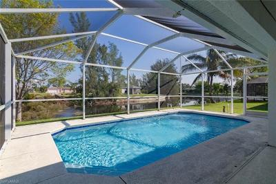 Cape Coral Single Family Home For Sale: 1133 SW 15th Ter