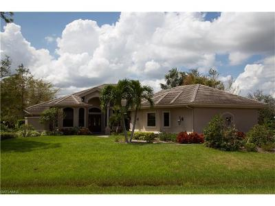 Fort Myers Single Family Home For Sale: 8970 Abbotsford Ter
