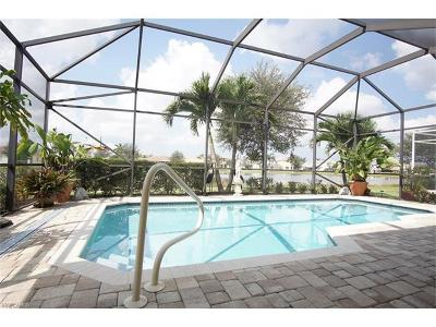 Cape Coral Single Family Home For Sale: 2662 Sunset Lake Dr