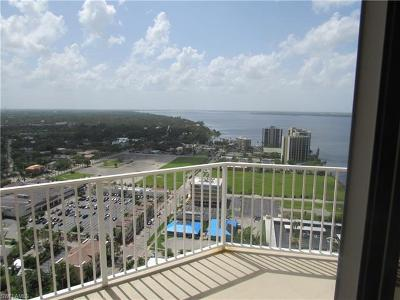 Fort Myers Condo/Townhouse For Sale: 2090 1st St W #G2907