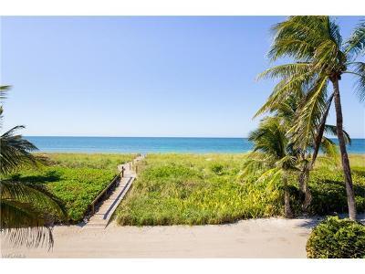 Captiva Single Family Home For Sale: 18 Beach Homes