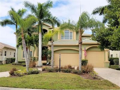 Fort Myers Single Family Home For Sale: 5701 Harborage Dr