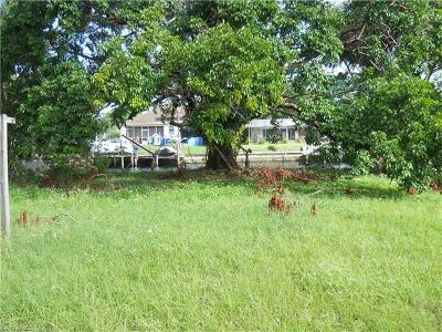 Fort Myers FL Residential Lots & Land For Sale: $100,000