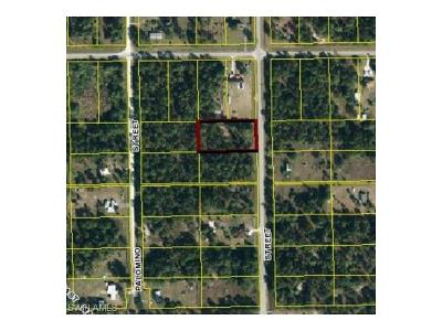 Clewiston FL Residential Lots & Land For Sale: $12,900