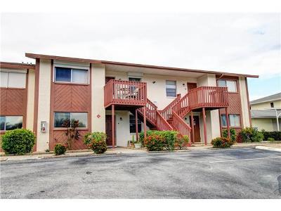 Cape Coral Condo/Townhouse For Sale: 1005 SE 40th St #4