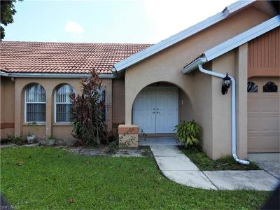 Cape Coral Single Family Home For Sale: 624 SE 22nd Ter