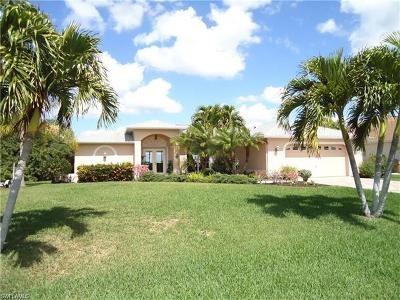 Cape Coral Single Family Home For Sale: 4341 NW 28th St