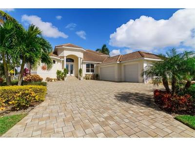 Cape Coral Single Family Home For Sale: 919 Dolphin Dr