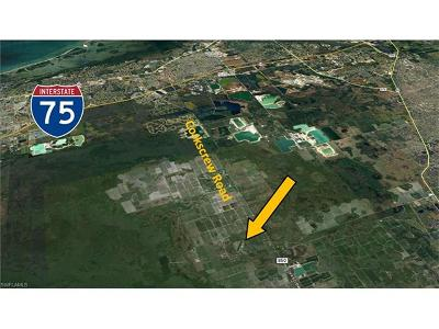 Estero Residential Lots & Land For Sale: Happy Dale Ln