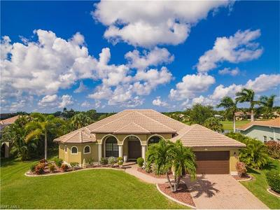 Cape Coral Single Family Home For Sale: 11937 Princess Grace Ct