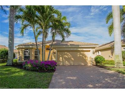 Bonita Springs Single Family Home For Sale: 14117 Tivoli Ter