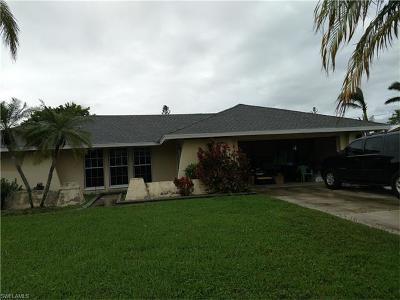 Cape Coral Single Family Home For Sale: 3612 SE 21st Pl