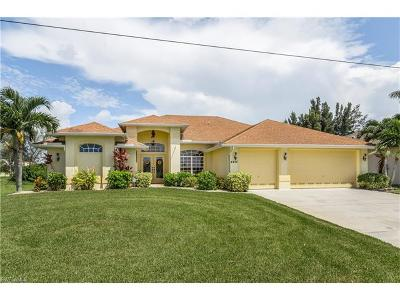 Cape Coral Single Family Home For Sale: 4425 SW 18th Pl