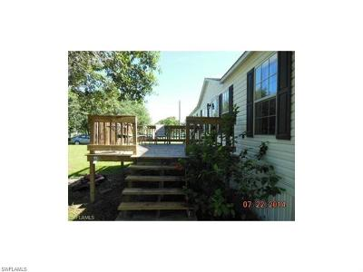 Clewiston Mobile/Manufactured For Sale: 525 N Arboleda St