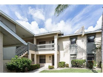 North Fort Myers Condo/Townhouse For Sale: 15430 Moonraker Ct #502