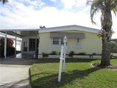 Fort Myers Mobile/Manufactured For Sale: 17561 Peppard Dr