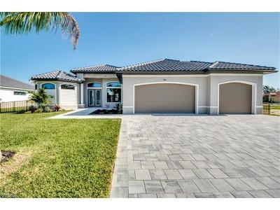 Cape Coral Single Family Home For Sale: 1833 SW 45th St