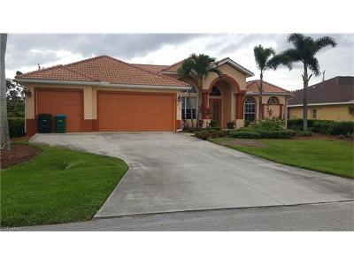 Cape Coral Single Family Home For Sale: 1816 SW 51st St