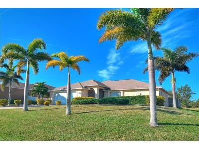 Cape Coral Single Family Home For Sale: 300 SW 15th Pl