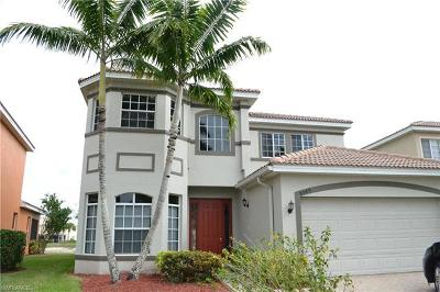 Lehigh Acres Single Family Home For Sale: 8549 Pegasus Dr