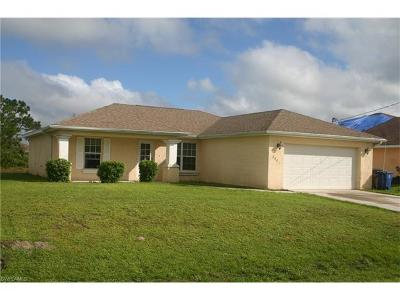 Lehigh Acres FL Single Family Home For Sale: $171,500
